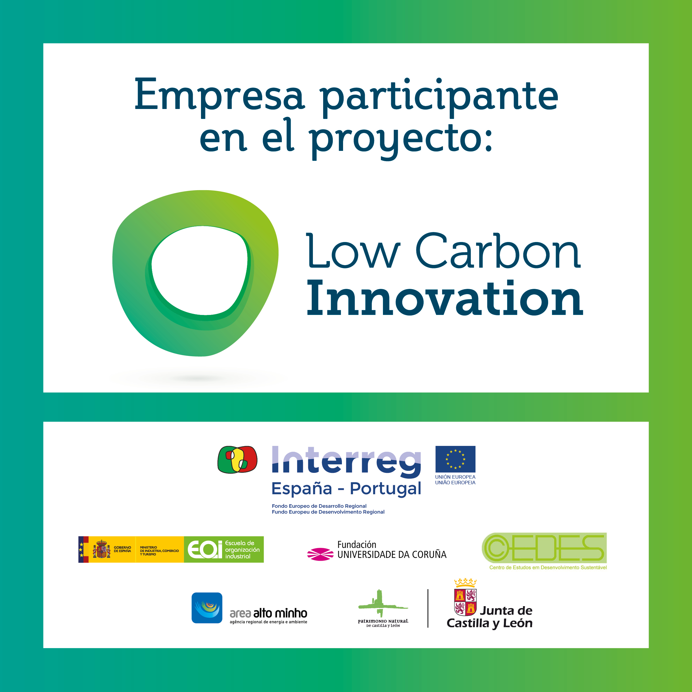 Low Carbon Innovation Company